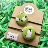 sheep hair bobbles