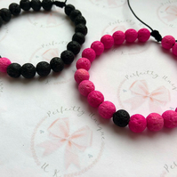 His and hers bracelets, matching bracelets, hers and hers gemstone bracelet,