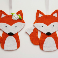 Fox decorations