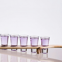 Shot Paddle, Schnapps Paddle, Drinks Tray, Serve your friends with this 6 shot g
