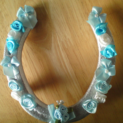 Decorated Horseshoe