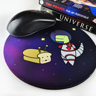 Space Mousepad Astronaut Mousepad Loof & Timmy Mousepad Kawaii Desk Accessories