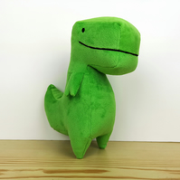 Timmy T-Rex Plush Dinosaur Plush Toy Cute Plush Plush Kawaii Plush Loof & Timmy