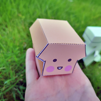 Loof Papercraft Bread Papercraft Loaf Papercraft Kawaii Papercraft Cute