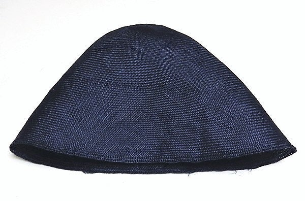 Parisisal Cone for Fascinators and Millinery, 28cm (11 inches) tall - Navy HF015