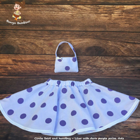 Age 2-3 Circle Skirt and Handbag