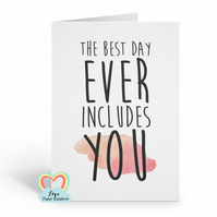 will you be my bridesmaid funny card, maid of honour card, the best day ever inc