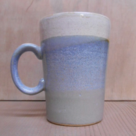 Elf Blue Dipped Mug.