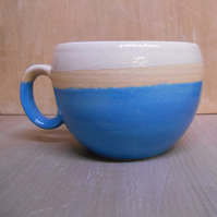 Sky Blue Huggable Mug.