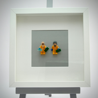Breaking Bad  mini figure frame