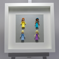 Disney Princess mini Figure frame