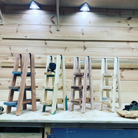 Mini Ladder shelves
