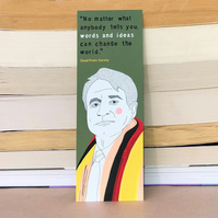 Dead Poets Society Robin Williams Quote Bookmark