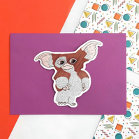 Gizmo from Gremlins - 10cm Vinyl Sticker