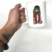ET Double Sided Mug
