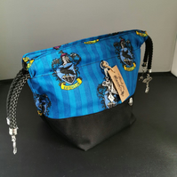 Small Harrypotter Themed house bags Ravenclaw
