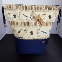 Snoopy project bags