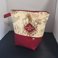 Medium Harry potter Theme project bags