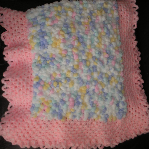 Hand Knitted Shawls, Covers and blankets knitting patterns