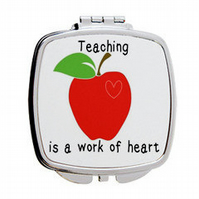 Mirror Compact, Teacher Thank You Gift