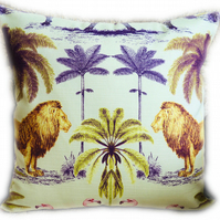 Cushion, Wildlife design Throw Pillow