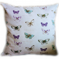 Cushion, Butterfly design Throw Pillow