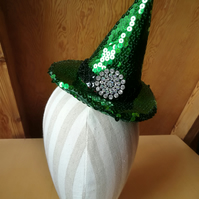 Emerald City Mini Witches Hat