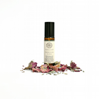 Stress Relief Essential Oil Roll On Blend - Promotes Relax & Aids Anxiety
