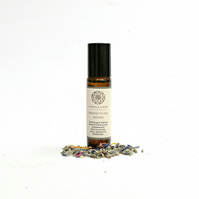 Meditate Essential Oil Roll On - Aromatherapy Roller - For Yoga, Mindfulness