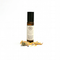 Energy Essential Oil Roll On - Uplifting Remedies to Roll, Self Care On The Go