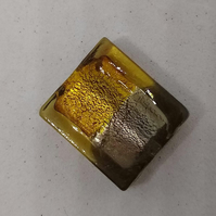 Murano Bead Square Priced Per Bead