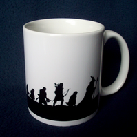 Fellowship of the Ring Mug