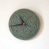 Celtic Clock