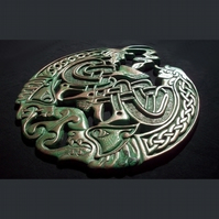 Celtic Love Plaque