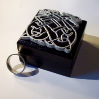 Celtic Trinket Box