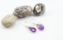 Faceted Briolette Gemstone Earrings Collection