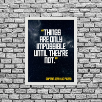 Star Trek: Picard quote