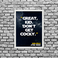 Star Wars: Han Solo quote