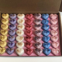49 Wax Melts Gift Box, Scents Inspired by Perfumes