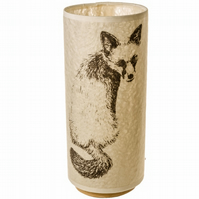 Slim Fox Felt Lampshade