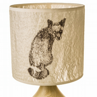 Fox Felt Lampshade