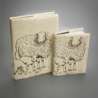 Sheep Small Journal