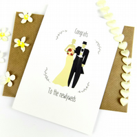 Wedding Card Congratulations
