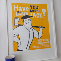 NEEDED Limited Edition Screen Print - 3rd Edition