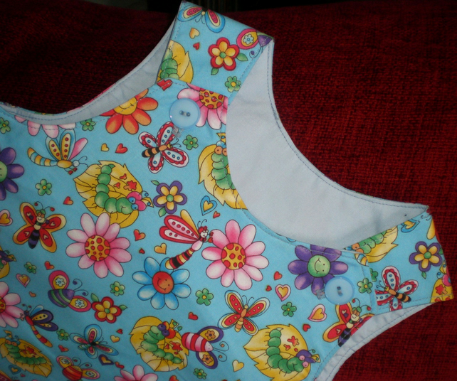 SALE PRICE £11 WAS £16 Tunic Dress - Age 1 year