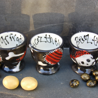 pirate egg cup
