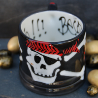 pirate mug - children sized