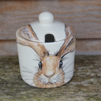 hare sugar bowl