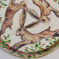three hare trivet