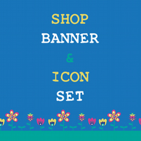 Custom Shop Banner & Icon